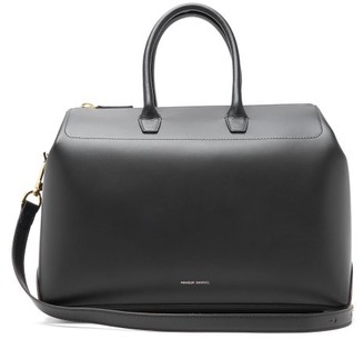 Mansur Gavriel Travel Small Leather Bag - Black Multi