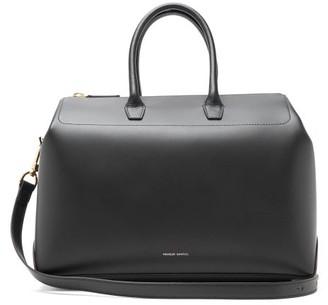 Mansur Gavriel Travel Small Leather Bag - Womens - Black Multi