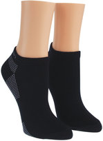 Calvin Klein Women's 2-Pk. Coolmax Colorblock Socks