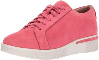 Gentle Souls by Kenneth Cole Women's HADDIE LACE UP PLATFORM WEDGE SNEAKER Shoe