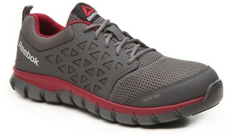 Reebok Sublite Cushion Steel Toe Work Shoe