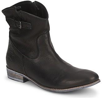 Maruti LICATA women's Mid Boots in Black