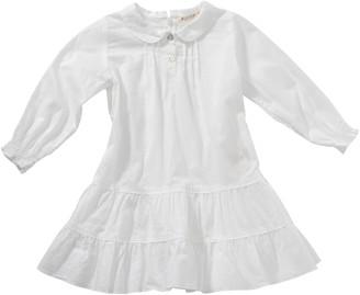Camilla And Marc LANA natural wear Baby Girls Dress 112 1330 5075 Mara - White - 86 cm/92 cm