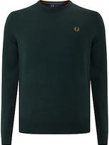 Fred Perry Classic Crew Neck Knit Jumper