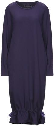 EMPATHIE 3/4 length dresses