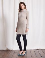 Boden Rib Stitch Tunic Dress