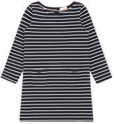 Jigsaw Girls Stripey Jersey Dress