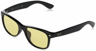 Ray-Ban Unisex's Rb2132f New Wayfarer Asian Fit Sunglasses