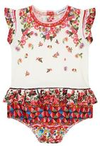 Dolce & Gabbana Mambo Print Bodysuit