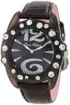 Paris Hilton Women's PH.13108MPB/30 Ice-Glam Large Crystallized Numbers Watch
