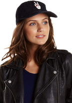 Natasha Accessories Peace Patch Baseball Cap