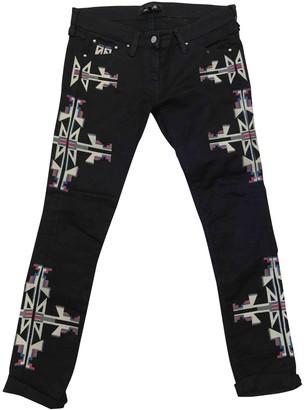 Isabel Marant Black Denim - Jeans Jeans