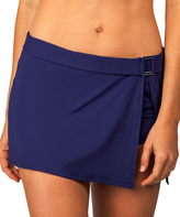 Leilani Navy Skortini Bottoms
