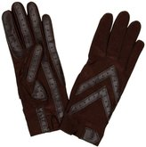 Isotoner Women's Original Spandex Animal Print Gloves