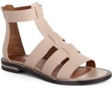 Givenchy Double Chain Gladiator Sandal (Women)