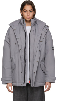 Martine Rose NAPA by Grey A-Andean Jacket