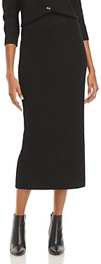 Aqua Sweater Midi Skirt - 100% Exclusive