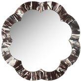 Safavieh Fleur Faux Tigers Eye Wall Mirror