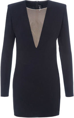 DSQUARED2 V-neck Mini Dress