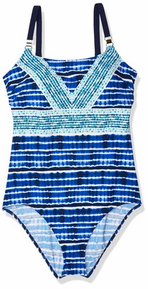 Christina Women's Camisole D-Cup One Piece Swimsuit