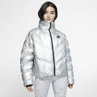 Nike Women's Shine Jacket Sportswear Synthetic Fill