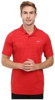 Tiger Woods Golf Apparel by Nike Nike Golf Vl Max Swing Knit Heather