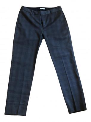 6397 Grey Wool Trousers