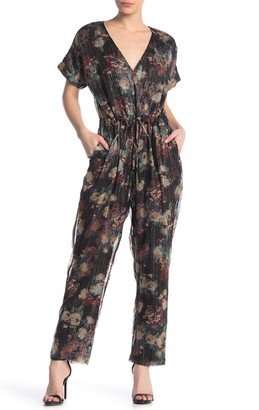 Raga Paint The Night Surplice Jumpsuit