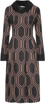 LA FEE MARABOUTEE 3/4 length dresses