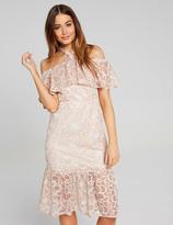 Dotti Dream Girl Shoulder Lace Dress
