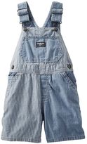 Osh Kosh Baby Boy Chambray Striped Overalls