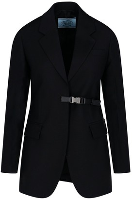 Prada Belted Jacket