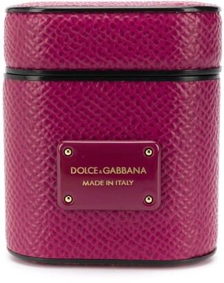 Dolce & Gabbana logo card holder
