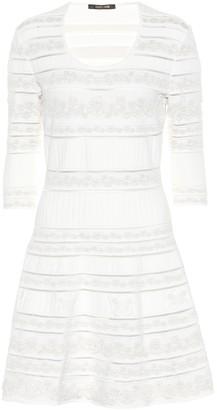 Roberto Cavalli Stretch-jersey dress
