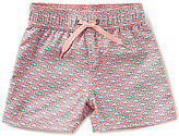 Starting Out Baby Boys 12-24 Months Fish Print Swim Trunks