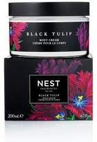 NEST Fragrances Black Tulip Body Cream, 6.7 oz./ 200 mL