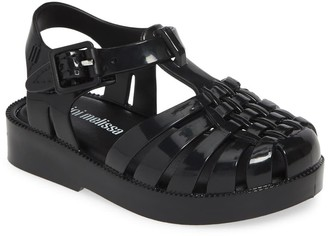 Mini Melissa Melissa Possession Jelly Sandal (Toddler)