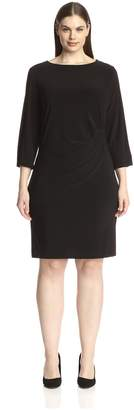 JB by Julie Brown Plus Plus Women's Morgan Sheath Dress