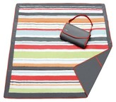 JJ Cole Essentials Blanket – Grey/Red