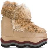 Paloma Barceló Kansas fur boots