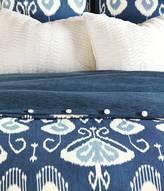 Ceylon Ikat Duvet Cover