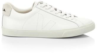 Veja Esplar Leather Low-Top Sneakers