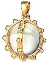 Asha Oxford Mother-of-Pearl Ball Charm