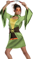 Rubie's Costume Co TMNT Michelangelo Kimono Costume Set - Women