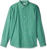 Dockers No Wrinkle Long Sleeve Button-Front Shirt