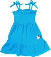 Hello Kitty AGE Group Terry Blue Sundress - Size 4