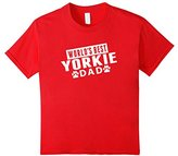 World's Best Yorkie Dad T-Shirt - -
