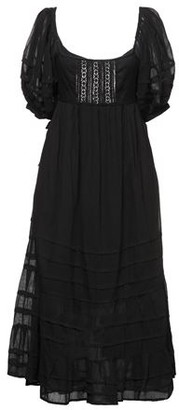 Free People 3/4 length dress
