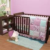 The Peanut Shell Zoe Crib Bedding Collection