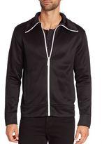 Burberry Jessey Zip-Front Jacket